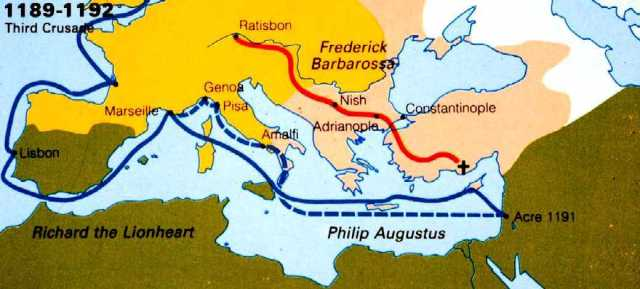 Map-Third-Crusade